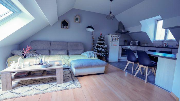52 m² Appartement Barr  3 pièces