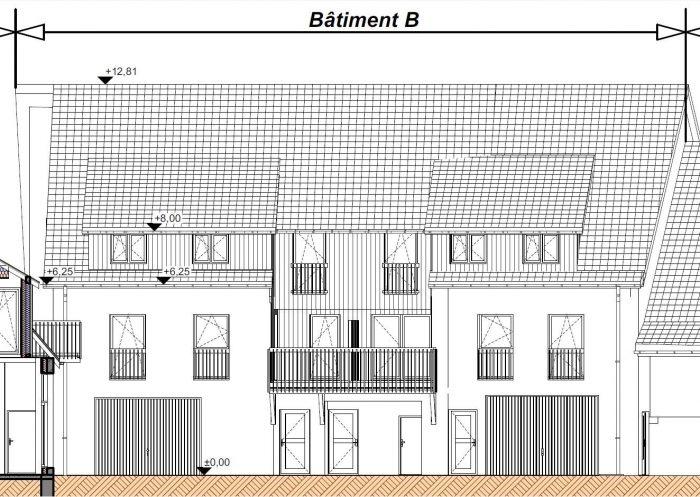 Epfig  6 pièces Appartement 167 m²