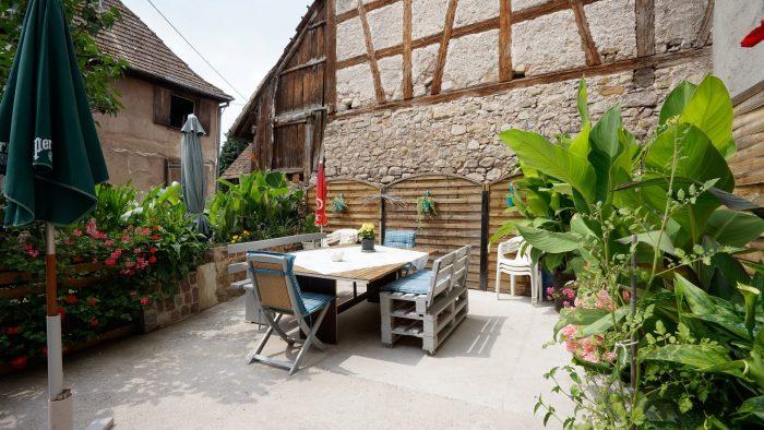 113 m² Dambach-la-Ville  5 pièces  Maison