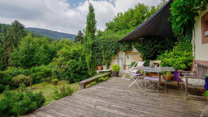 Boersch  130 m²  Maison 4 pièces