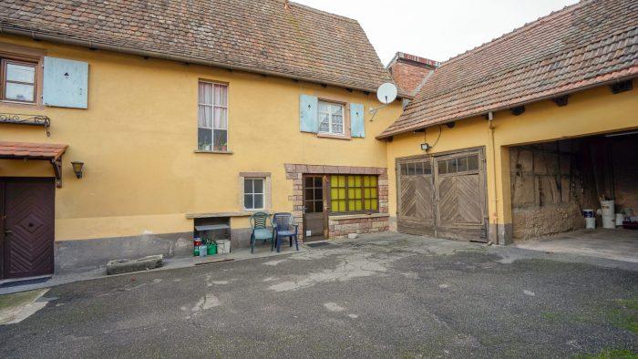 76 m² Maison 3 pièces  Mittelbergheim