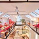 Appartement 267 m² Paris Montorgueil 7 pièces