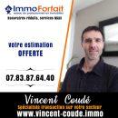Appartement 28 m² Montpellier  2 pièces