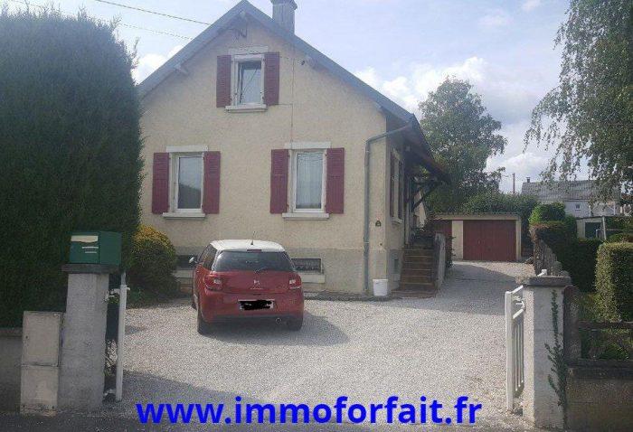 VenteMaison/VillaCHATENOIS-LES-FORGES90700Territoire de BelfortFRANCE