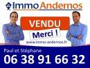 Maison 126 m² Andernos-les-Bains  6 pièces