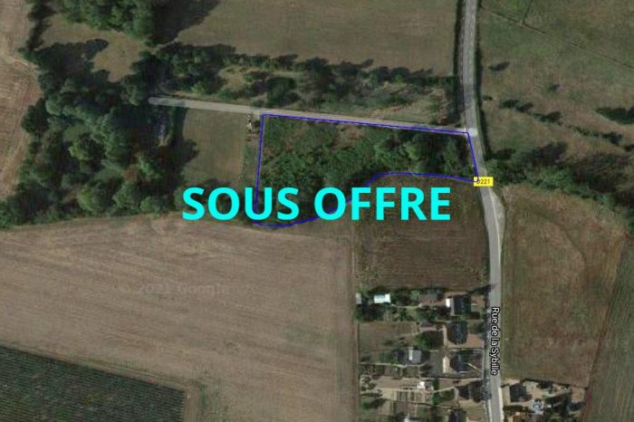 VenteTerrainPANZOULT37220Indre et LoireFRANCE