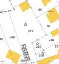 Terrain 1416 m²  pièces Woippy