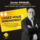 Appartement 50 m² Longeville-lès-Metz METZ AGGLOMERATION 3 pièces