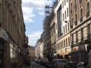 Paris rue Sedaine  Fonds de commerce  pièces 149 m²