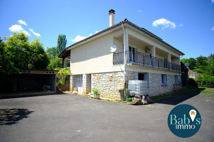 Vente Maison/Villa FIGEAC 46100 Lot FRANCE