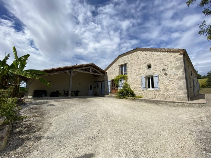 5-Bedroom Country Property with pool