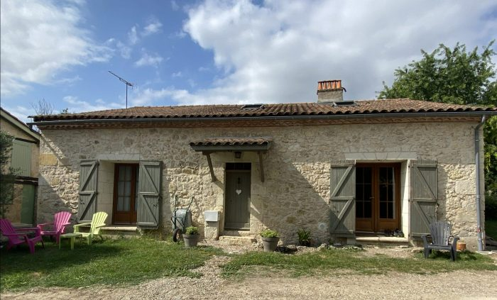 Charming stone village house