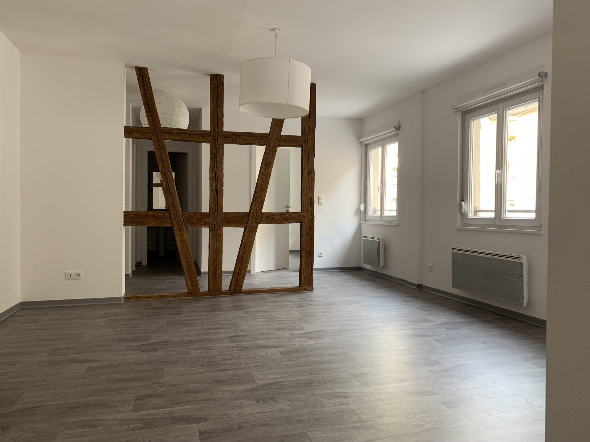 T2 HYPER CENTRE - Devenez locataire en toute sérénité - Bintz Immobilier - 2