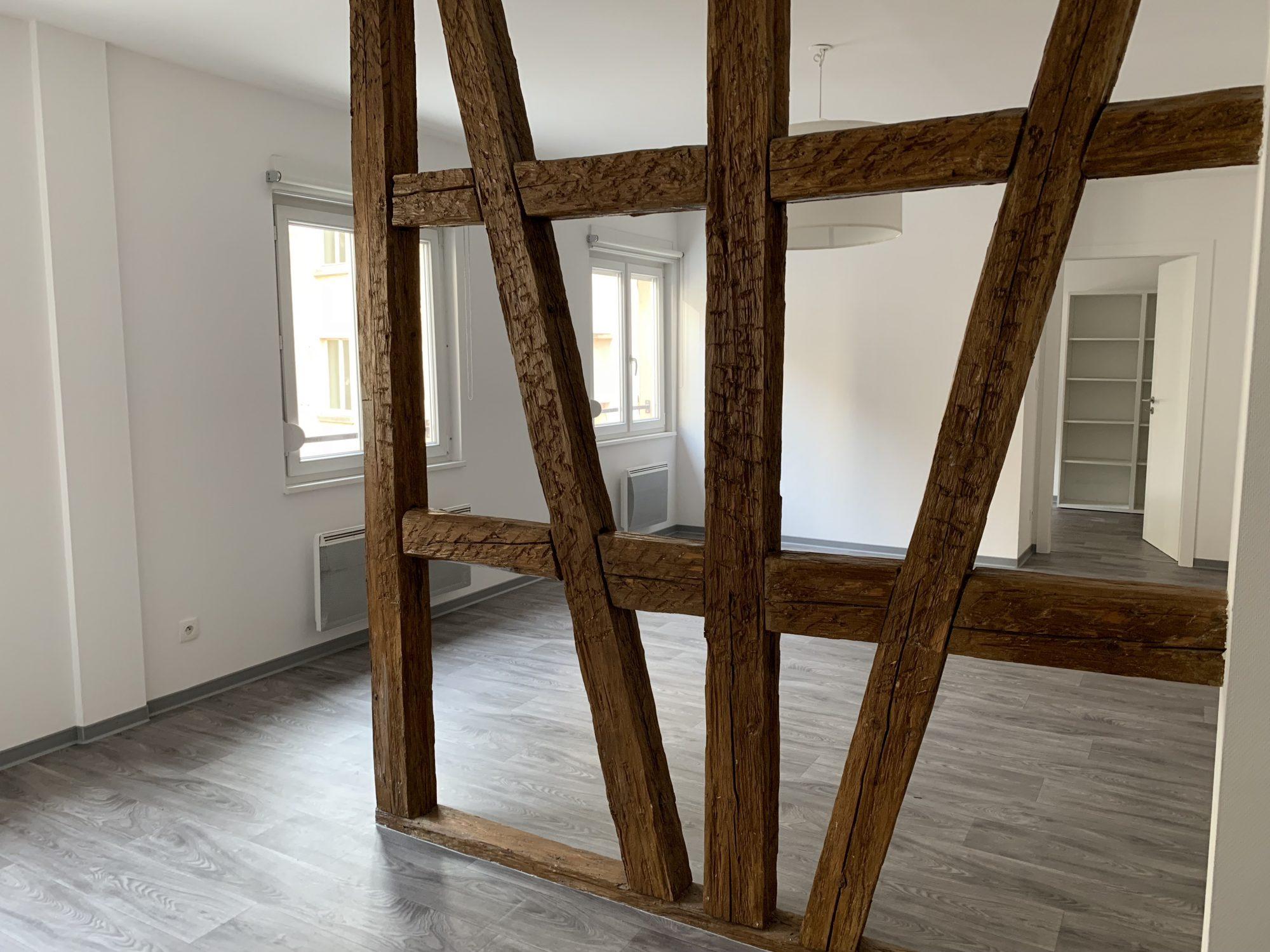 T2 HYPER CENTRE - Devenez locataire en toute sérénité - Bintz Immobilier - 1