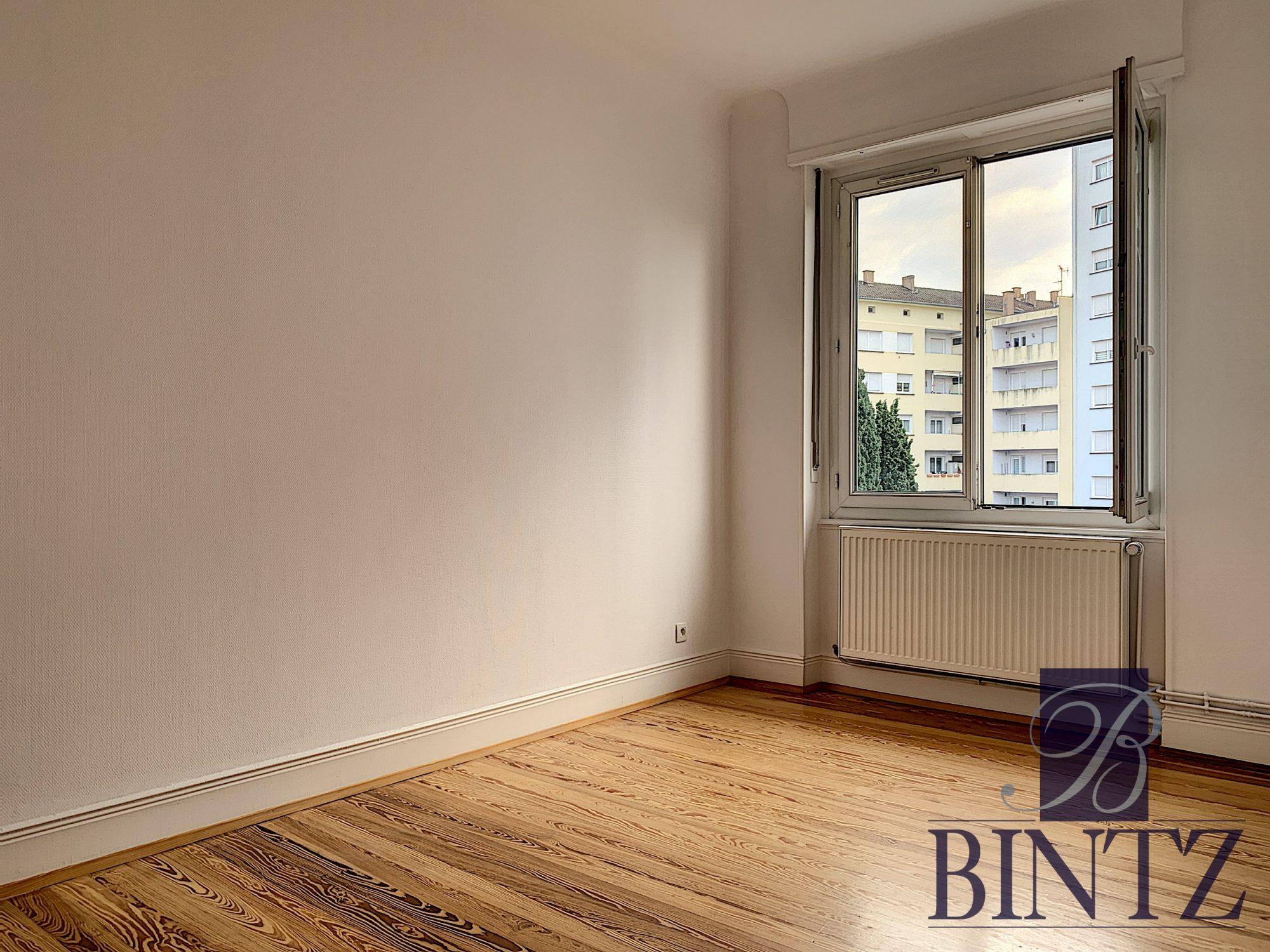 GRAND 4 PIÈCES RÉNOVÉ À NEUDORF - Devenez locataire en toute sérénité - Bintz Immobilier - 5