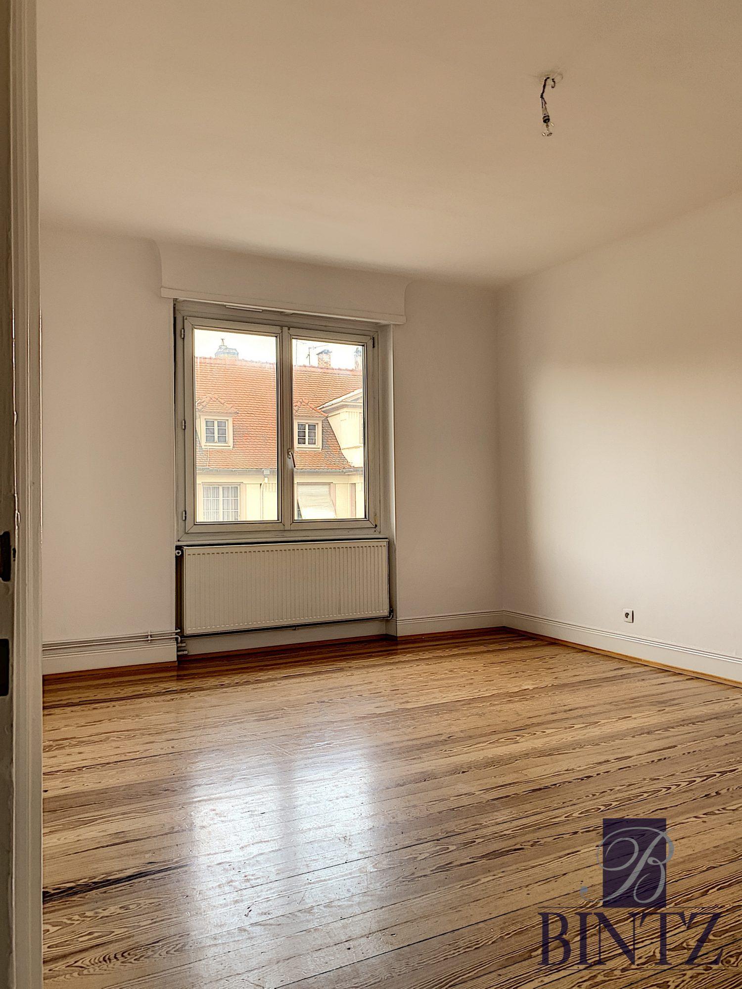 GRAND 4 PIÈCES RÉNOVÉ À NEUDORF - Devenez locataire en toute sérénité - Bintz Immobilier - 4