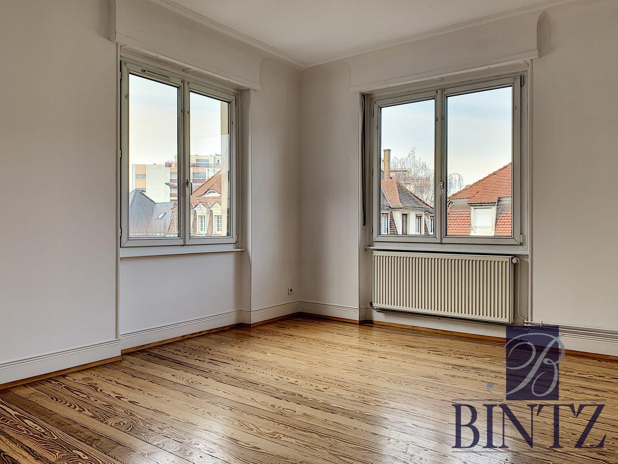 GRAND 4 PIÈCES RÉNOVÉ À NEUDORF - Devenez locataire en toute sérénité - Bintz Immobilier - 9