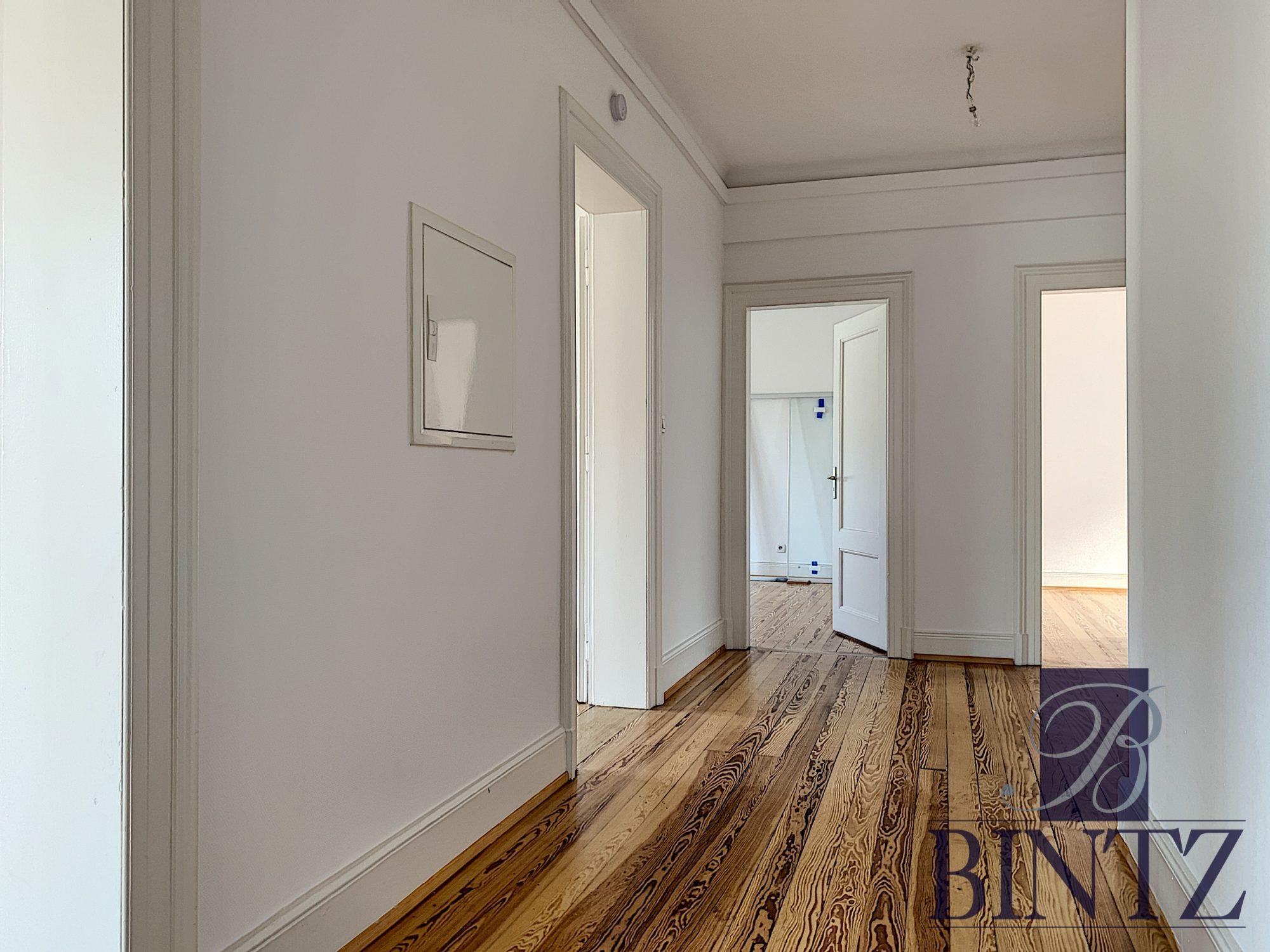 GRAND 4 PIÈCES RÉNOVÉ À NEUDORF - Devenez locataire en toute sérénité - Bintz Immobilier - 10