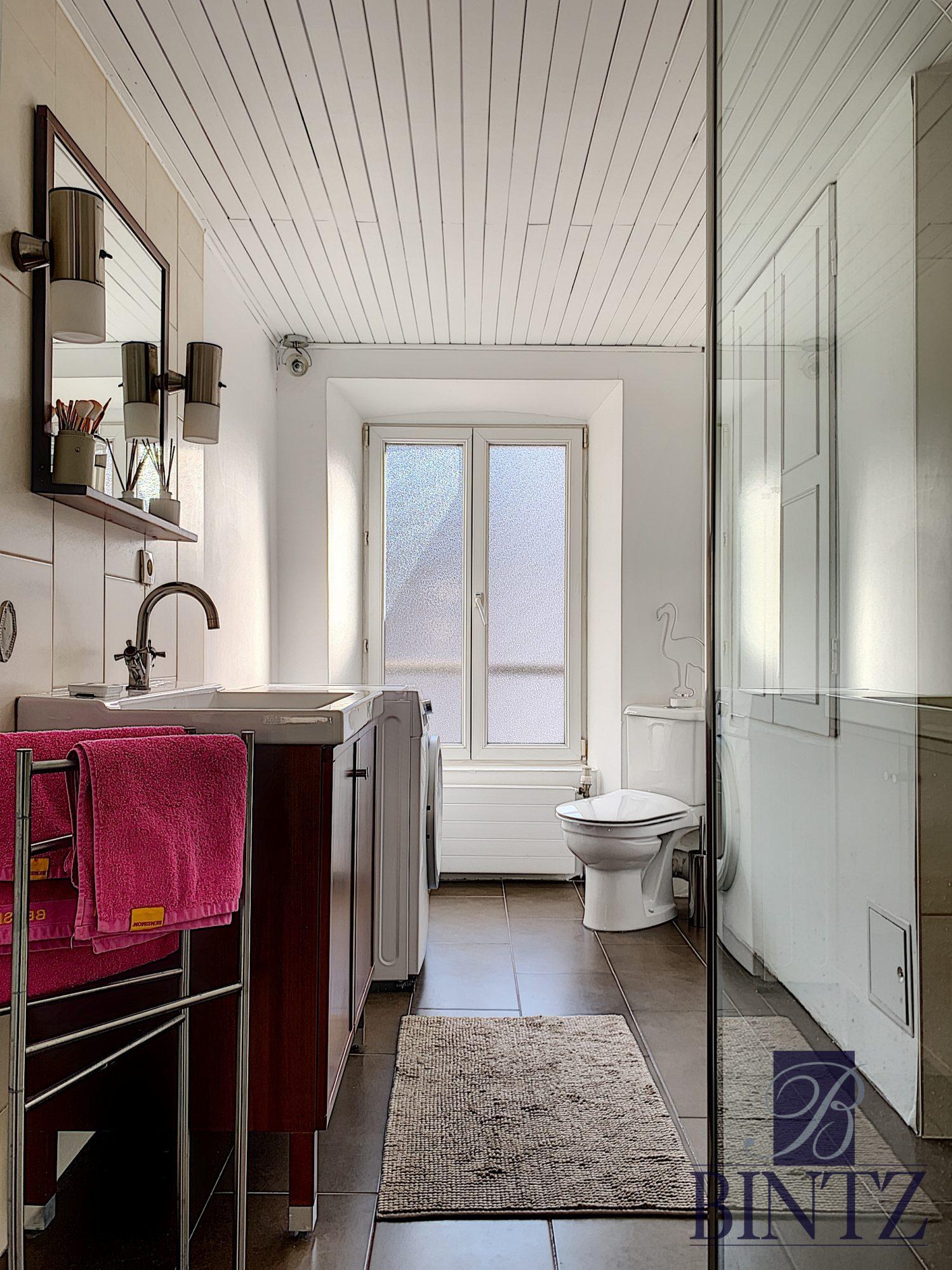 Appartement meublé 2 pièces hyper-centre - Devenez locataire en toute sérénité - Bintz Immobilier - 5