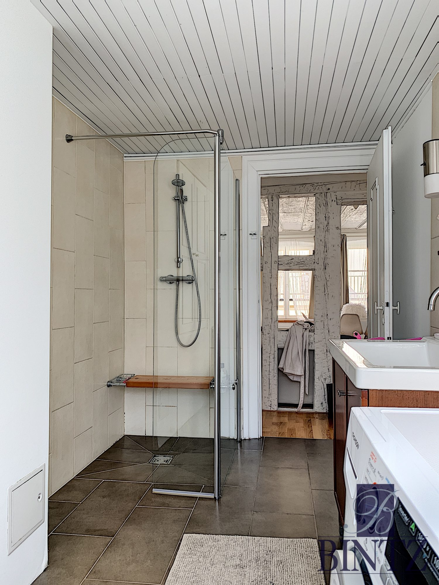 Appartement meublé 2 pièces hyper-centre - Devenez locataire en toute sérénité - Bintz Immobilier - 6