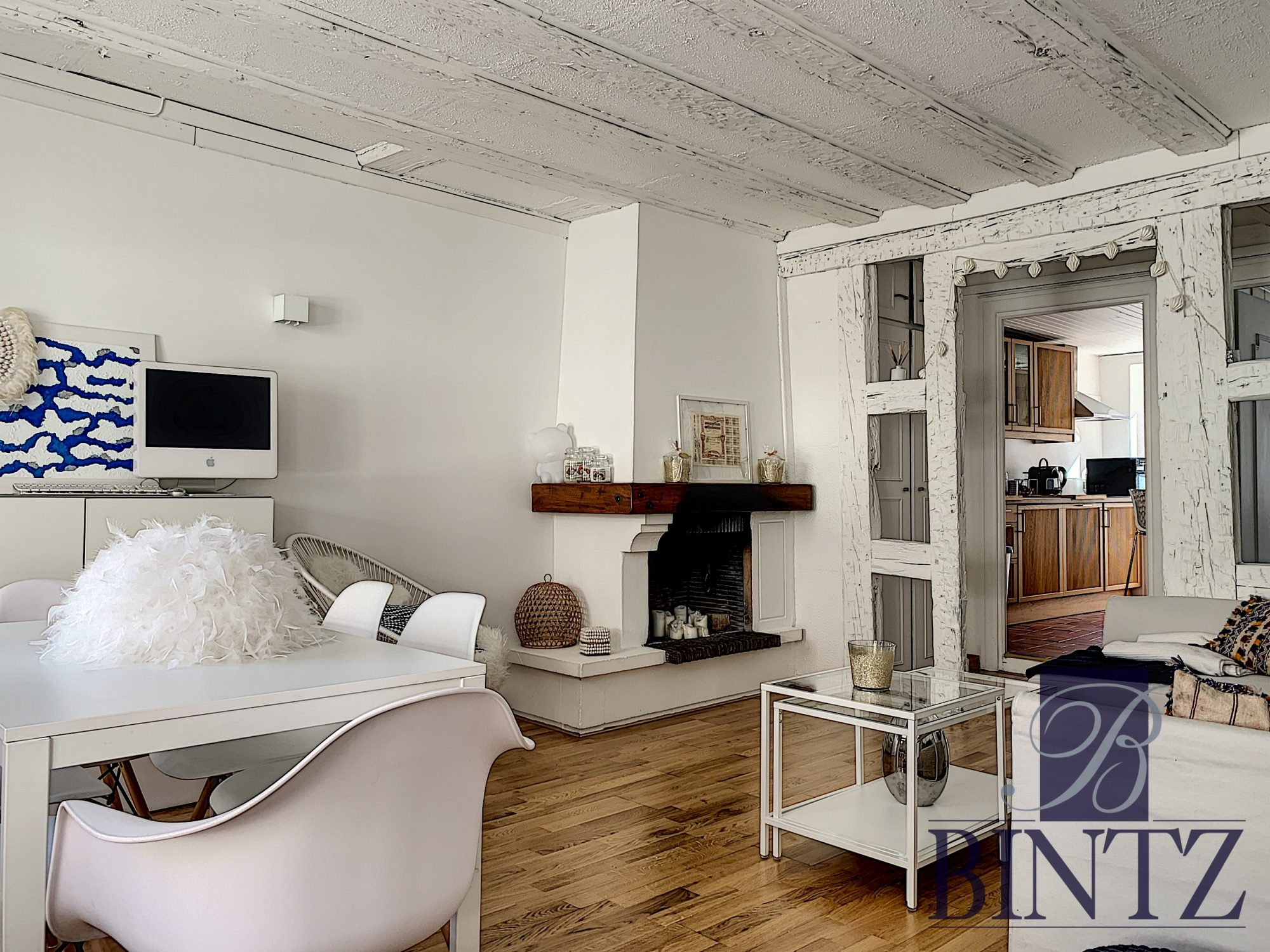 Appartement meublé 2 pièces hyper-centre - Devenez locataire en toute sérénité - Bintz Immobilier - 1