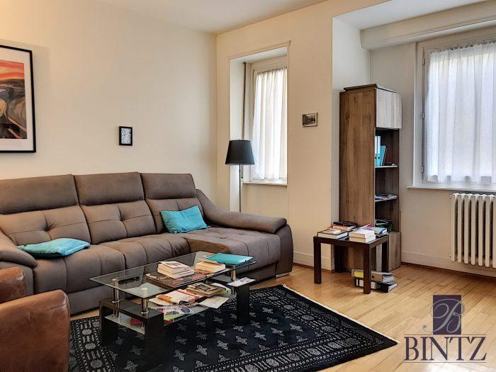GRAND 2 PIÈCES KRUTENAU - Devenez locataire en toute sérénité - Bintz Immobilier