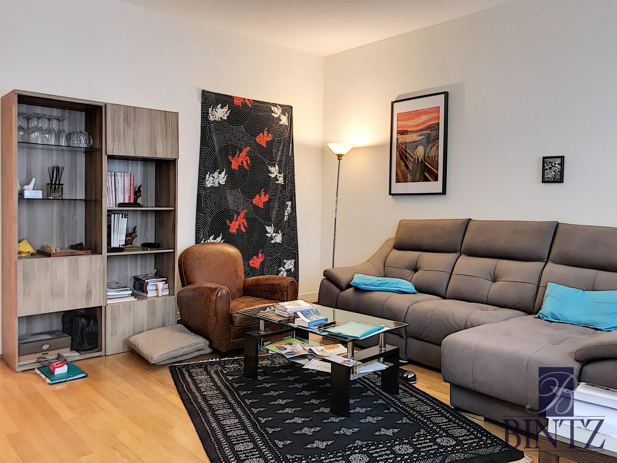 GRAND 2 PIÈCES KRUTENAU - Devenez locataire en toute sérénité - Bintz Immobilier - 2