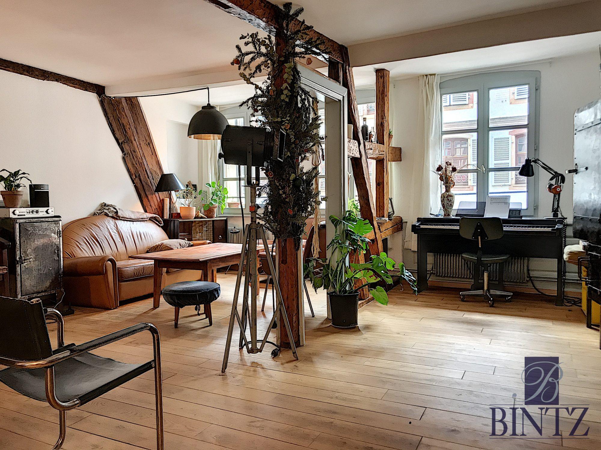 4 PIÈCES FACE À LA CATHÉDRALE - Devenez locataire en toute sérénité - Bintz Immobilier - 1