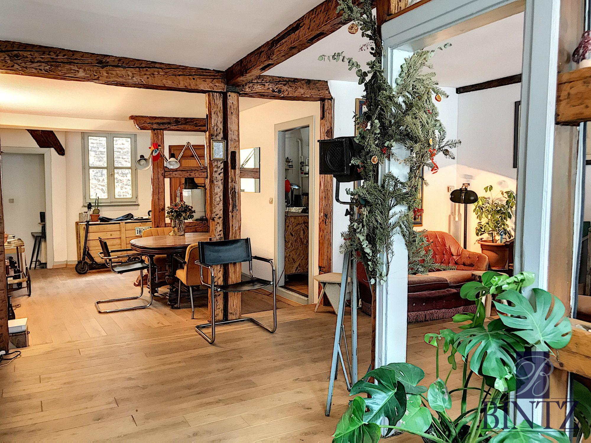 4 PIÈCES FACE À LA CATHÉDRALE - Devenez locataire en toute sérénité - Bintz Immobilier - 2