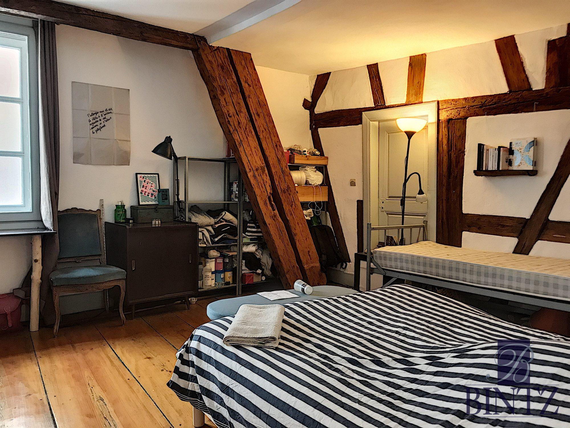 4 PIÈCES FACE À LA CATHÉDRALE - Devenez locataire en toute sérénité - Bintz Immobilier - 7