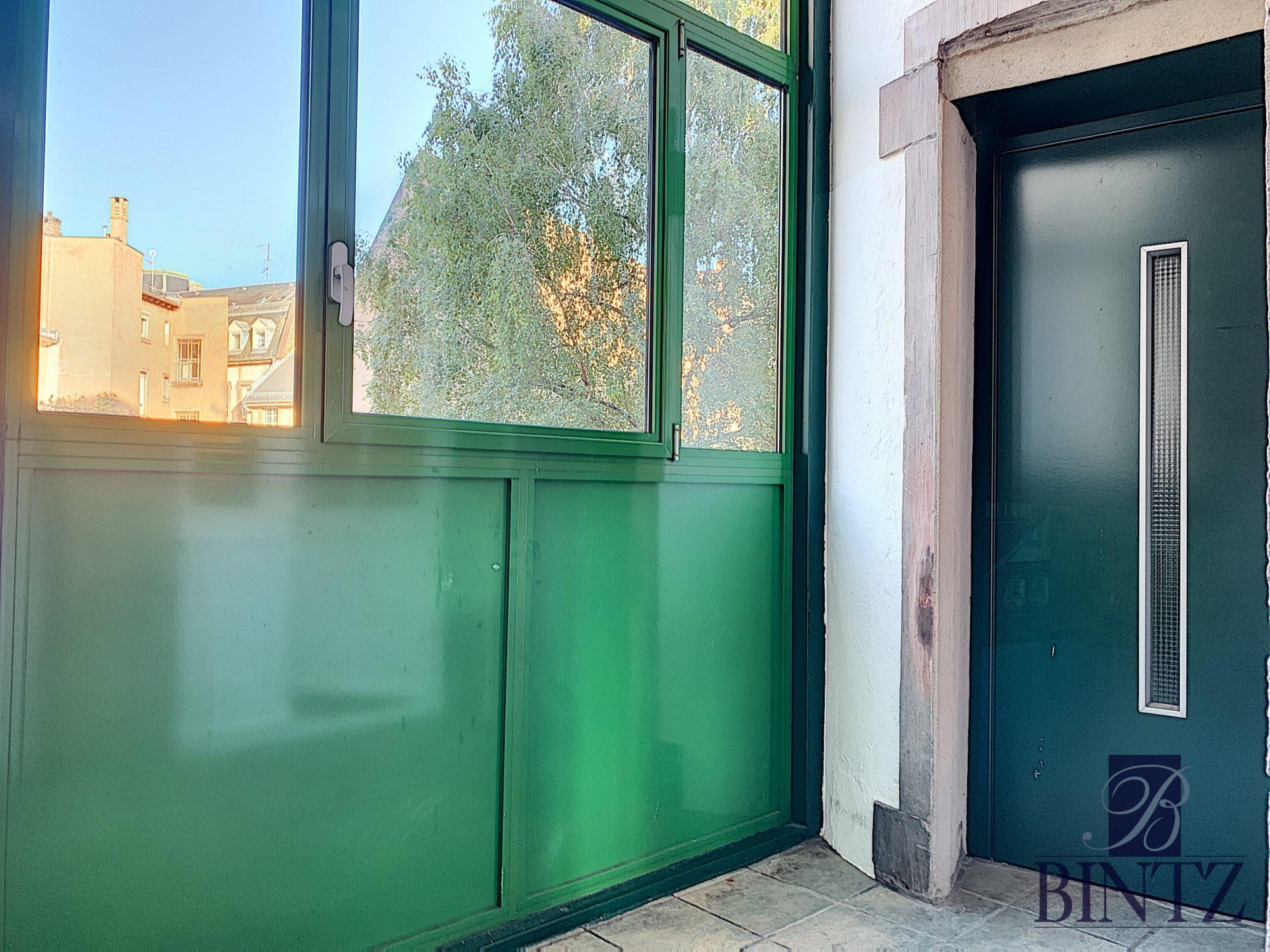 Exceptionnel 6pièces au Coeur de la NEUSTADT - Devenez locataire en toute sérénité - Bintz Immobilier - 15