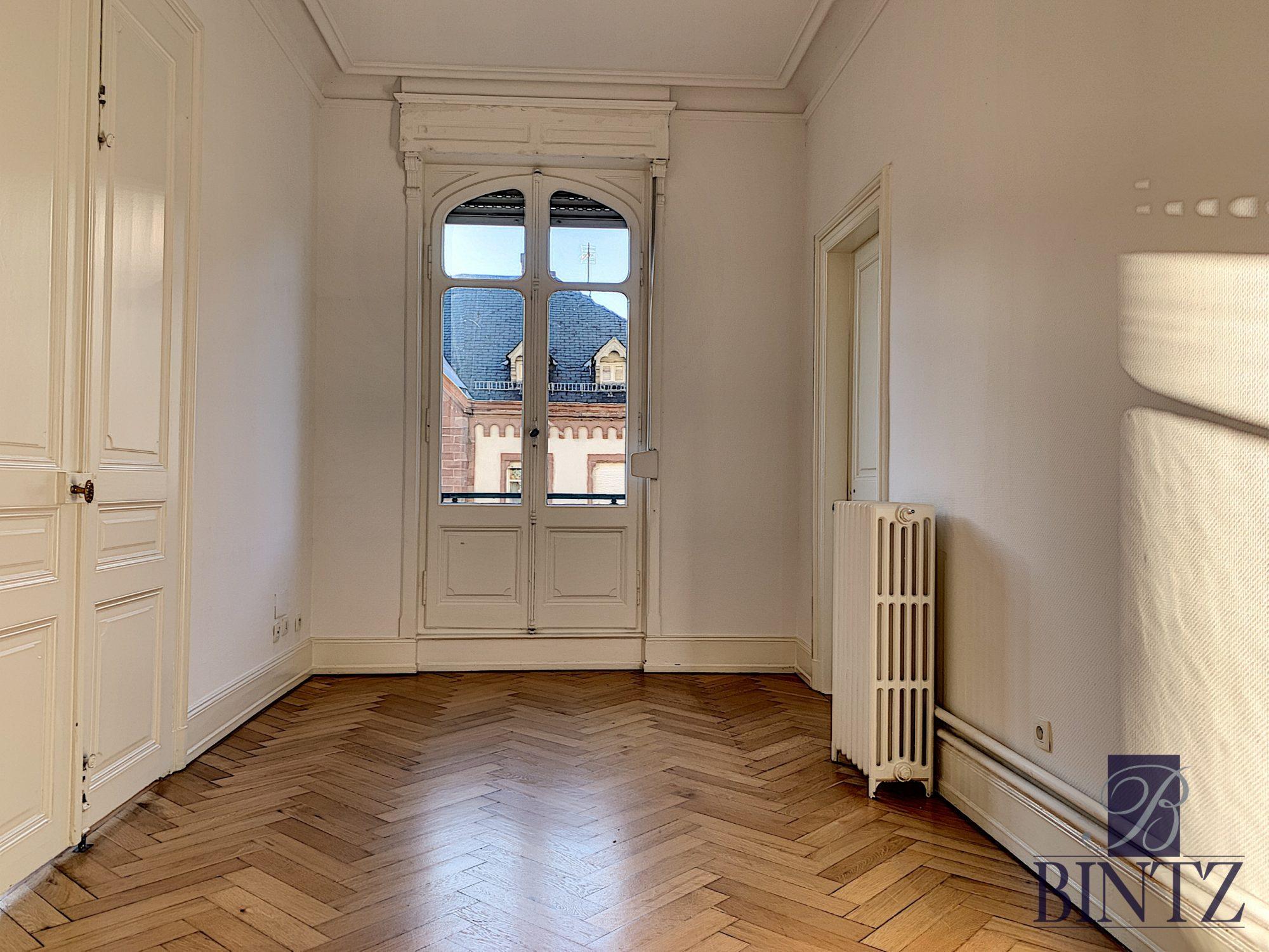 Exceptionnel 6pièces au Coeur de la NEUSTADT - Devenez locataire en toute sérénité - Bintz Immobilier - 8