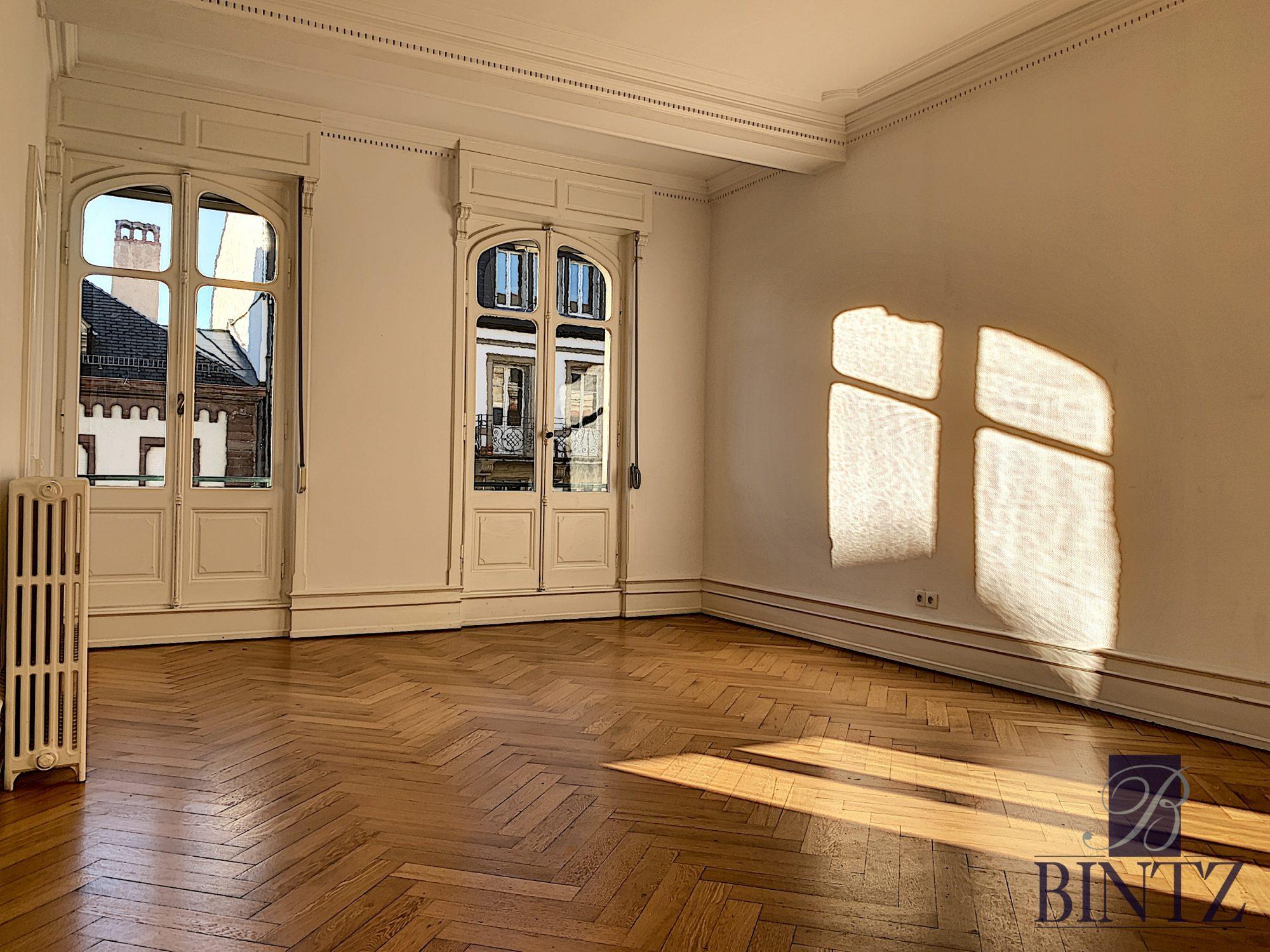 Exceptionnel 6pièces au Coeur de la NEUSTADT - Devenez locataire en toute sérénité - Bintz Immobilier - 6