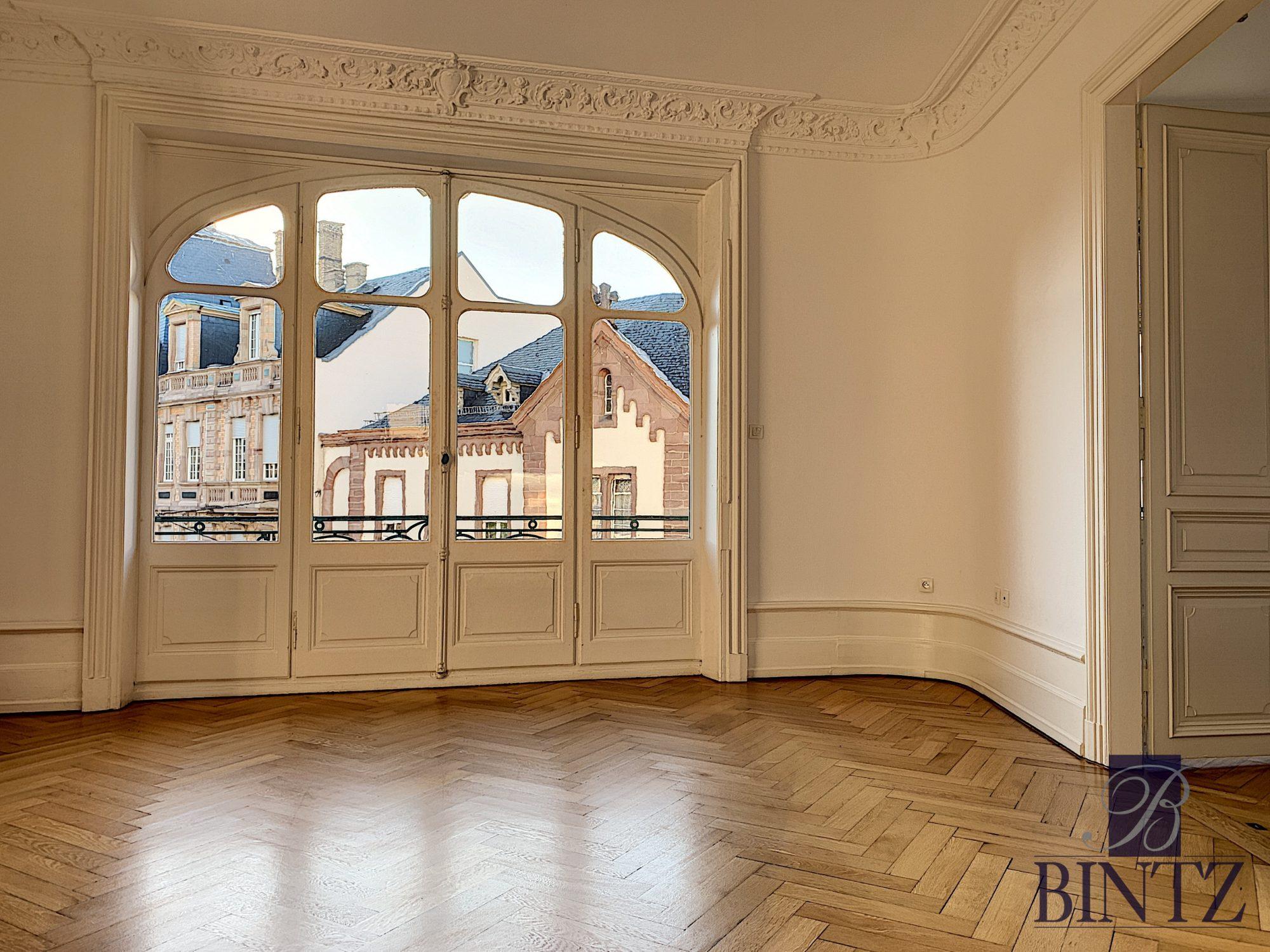 Exceptionnel 6pièces au Coeur de la NEUSTADT - Devenez locataire en toute sérénité - Bintz Immobilier - 7
