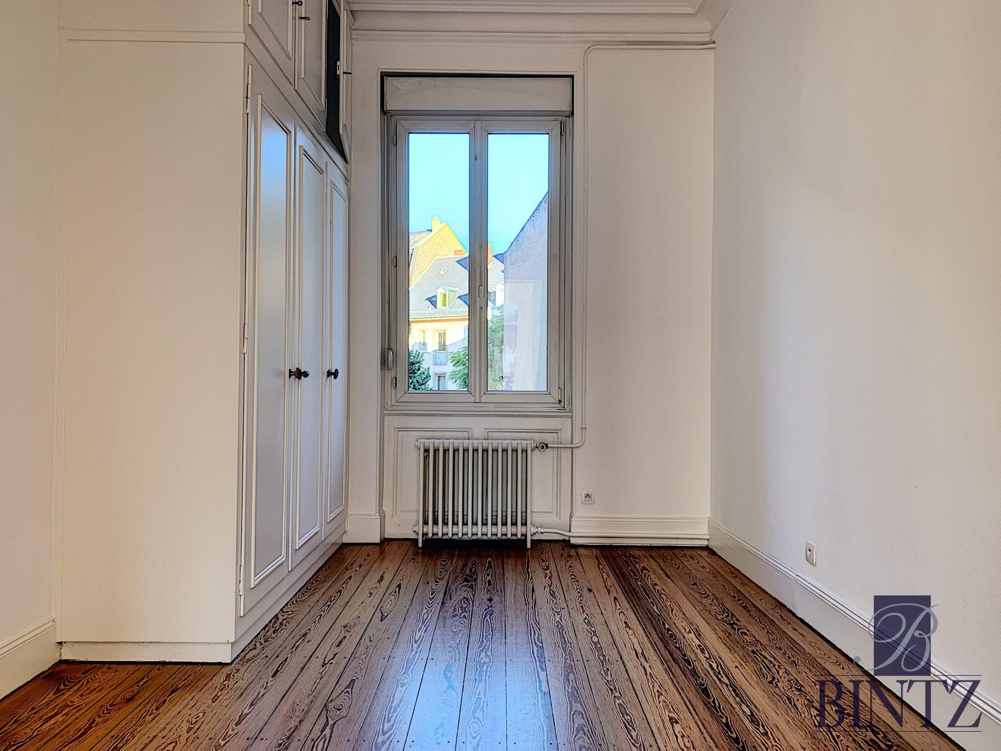 Exceptionnel 6pièces au Coeur de la NEUSTADT - Devenez locataire en toute sérénité - Bintz Immobilier - 13