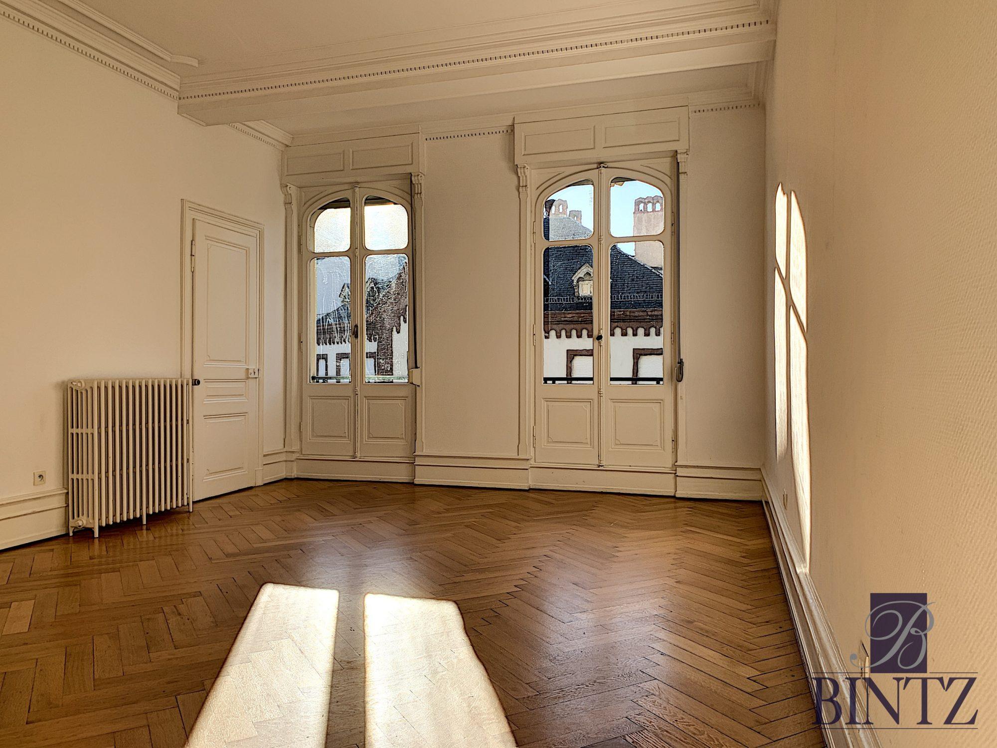 Exceptionnel 6pièces au Coeur de la NEUSTADT - Devenez locataire en toute sérénité - Bintz Immobilier - 16