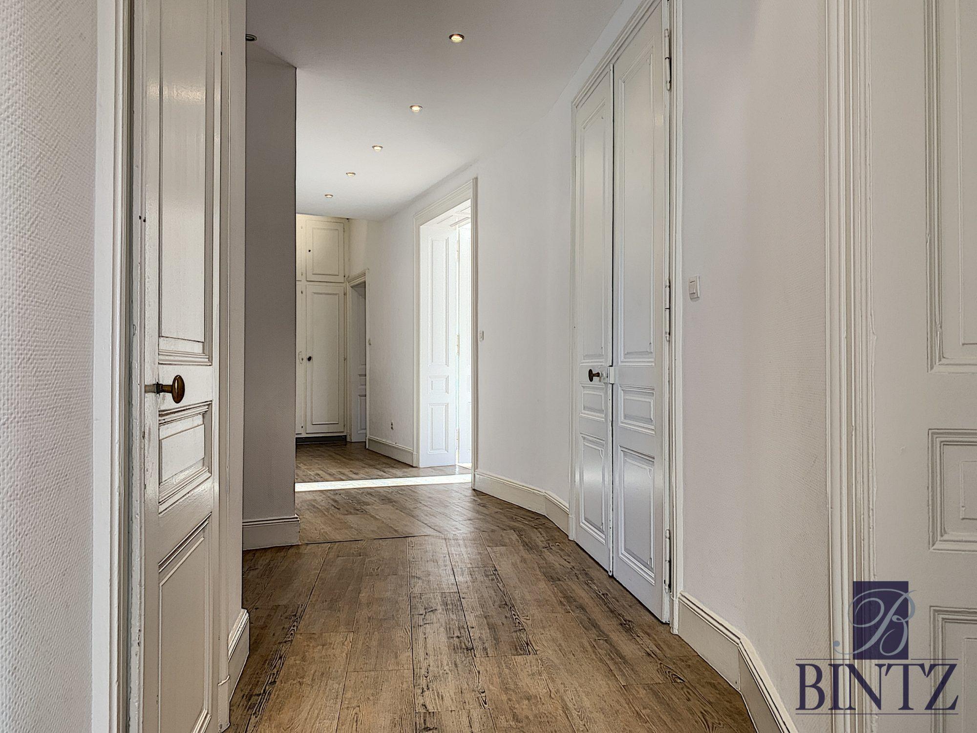 Exceptionnel 6pièces au Coeur de la NEUSTADT - Devenez locataire en toute sérénité - Bintz Immobilier - 17