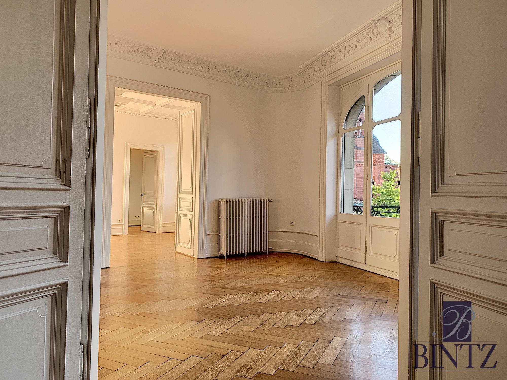 Exceptionnel 6pièces au Coeur de la NEUSTADT - Devenez locataire en toute sérénité - Bintz Immobilier - 1
