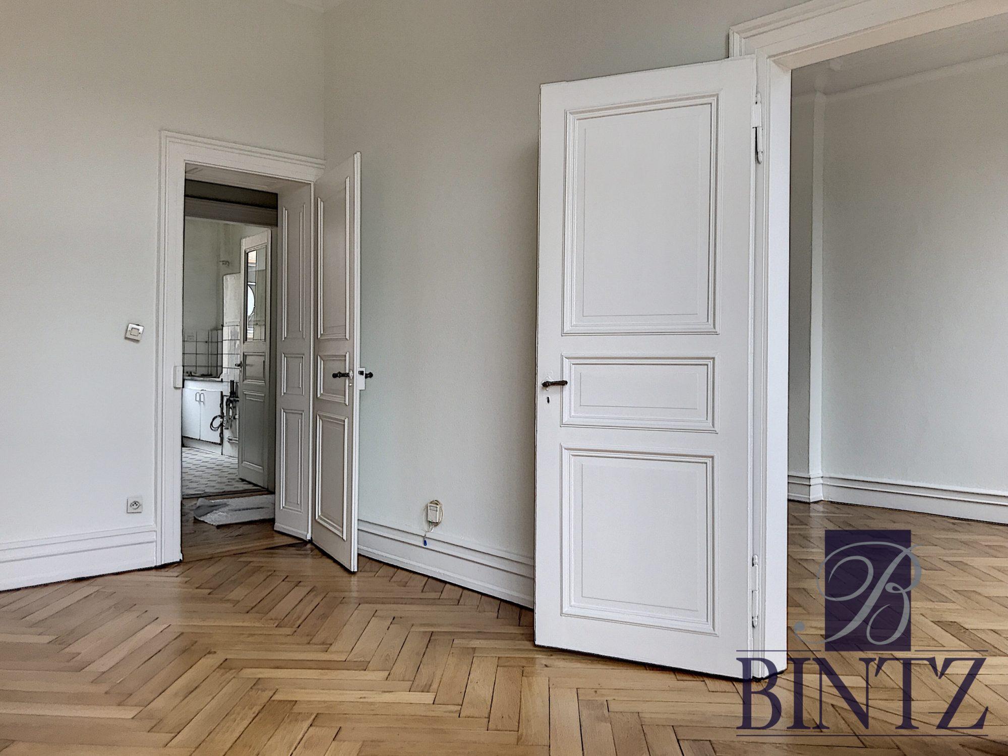 BEAU 3 PIÈCES SECTEUR FORET NOIRE - Devenez locataire en toute sérénité - Bintz Immobilier - 6