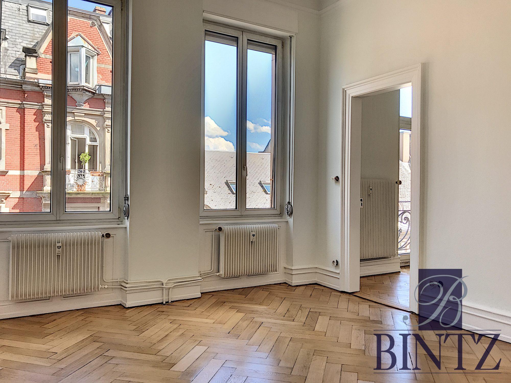 BEAU 3 PIÈCES SECTEUR FORET NOIRE - Devenez locataire en toute sérénité - Bintz Immobilier - 1