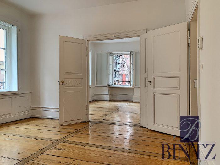 4 PIÈCES FACE A LA CATHÉDRALE - Devenez locataire en toute sérénité - Bintz Immobilier