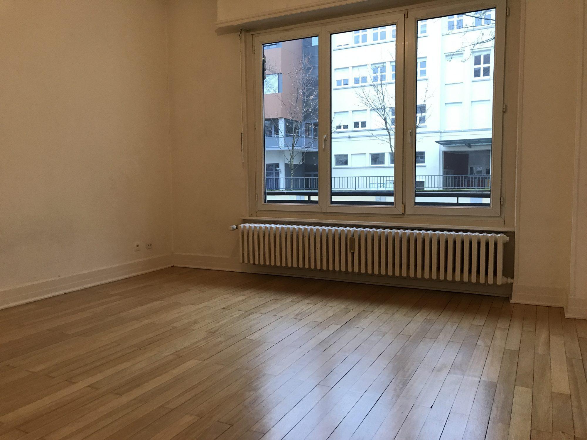 1 PIÈCE QUARTIER KRUTENAU - Devenez locataire en toute sérénité - Bintz Immobilier - 2
