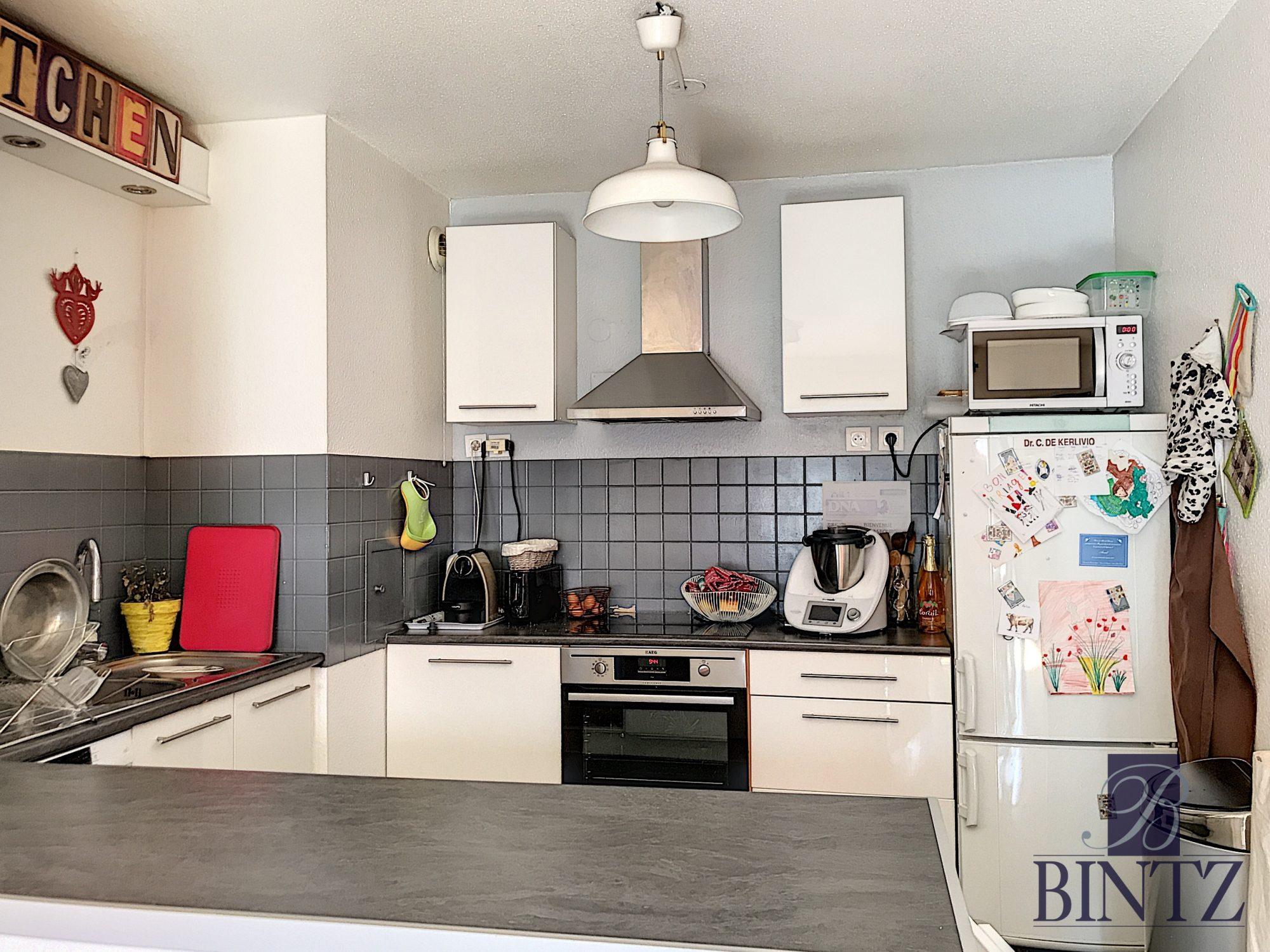 3 PIÈCES NEUSTADT AVEC GARAGE - Devenez locataire en toute sérénité - Bintz Immobilier - 2