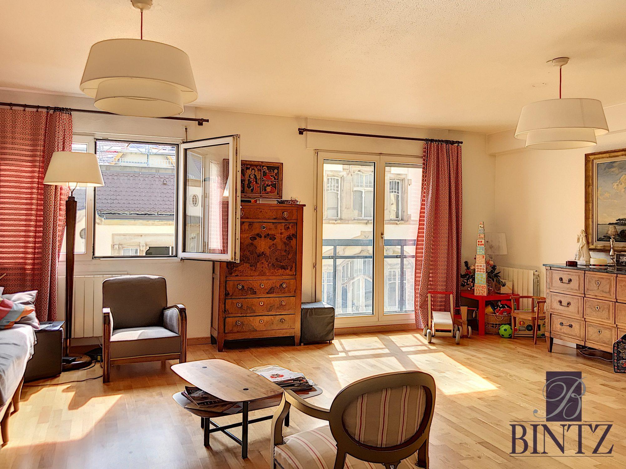 3 PIÈCES NEUSTADT AVEC GARAGE - Devenez locataire en toute sérénité - Bintz Immobilier - 3