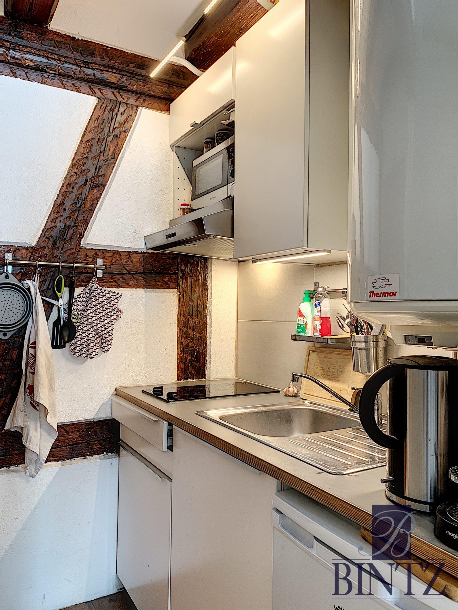 STUDIO MEUBLE HYPER CENTRE - Devenez locataire en toute sérénité - Bintz Immobilier - 5