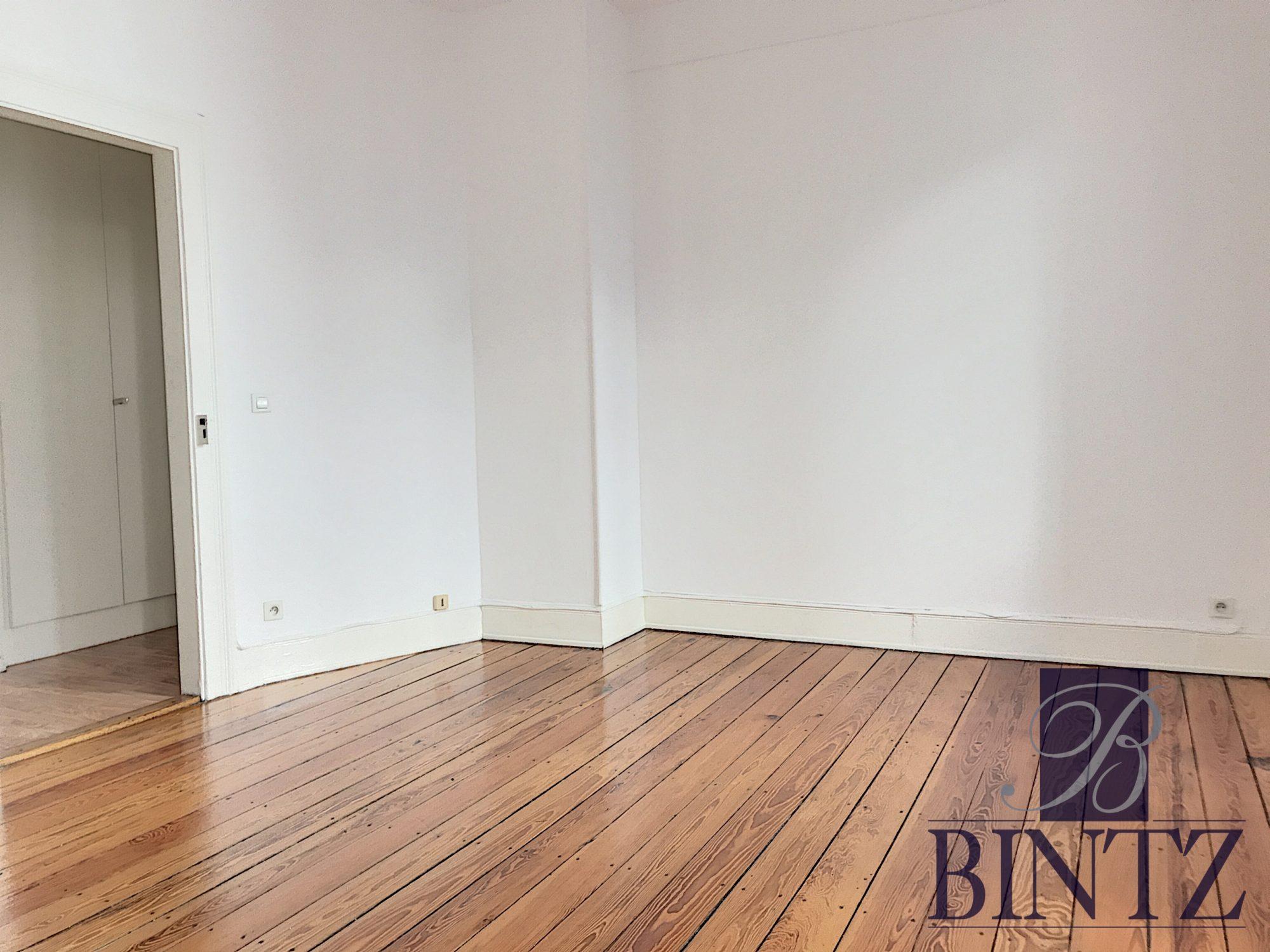 BEAU 3 PIÈCES PROCHE PETITE FRANCE - Devenez locataire en toute sérénité - Bintz Immobilier - 2