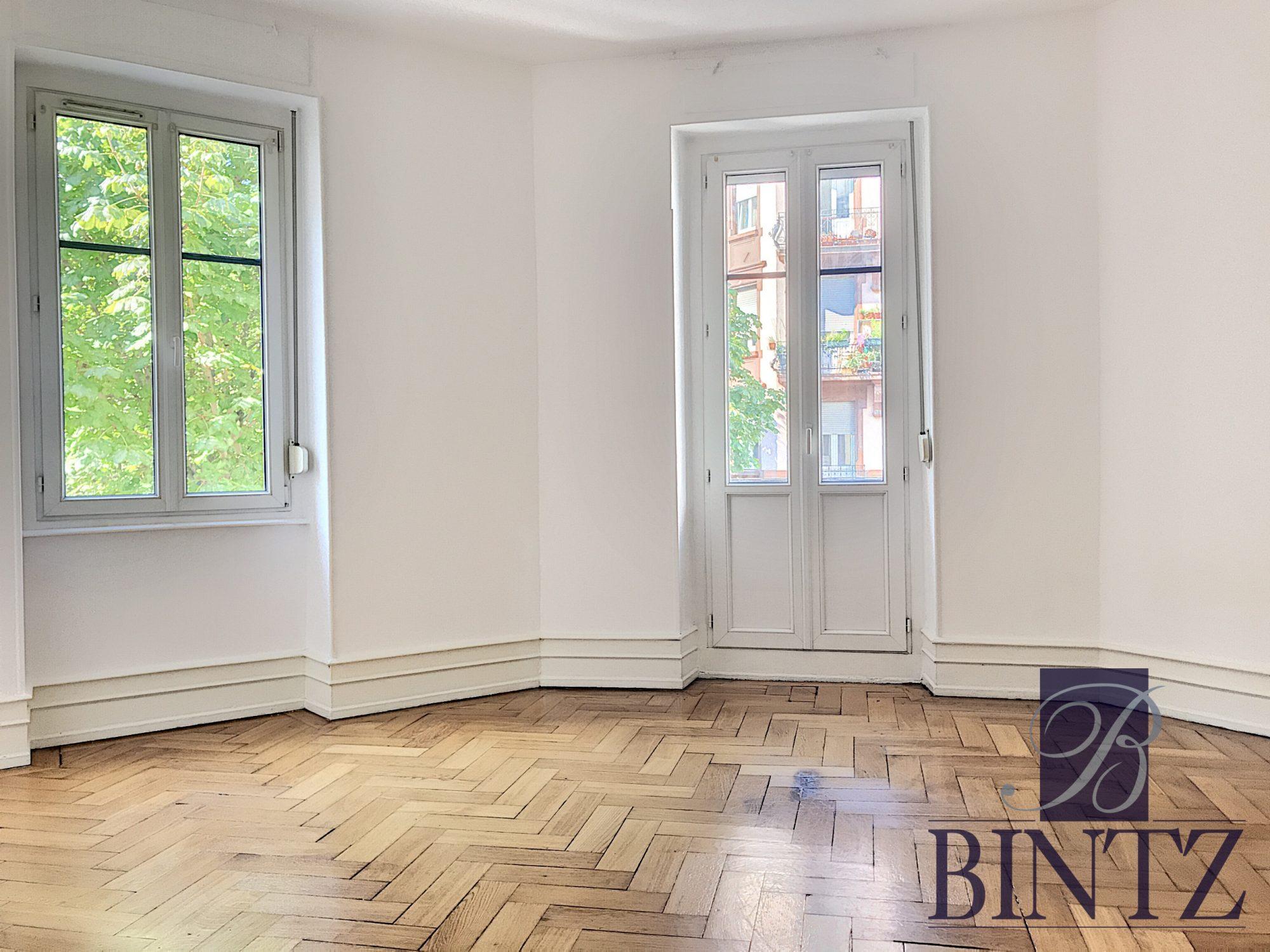 BEAU 3 PIÈCES PROCHE PETITE FRANCE - Devenez locataire en toute sérénité - Bintz Immobilier - 3