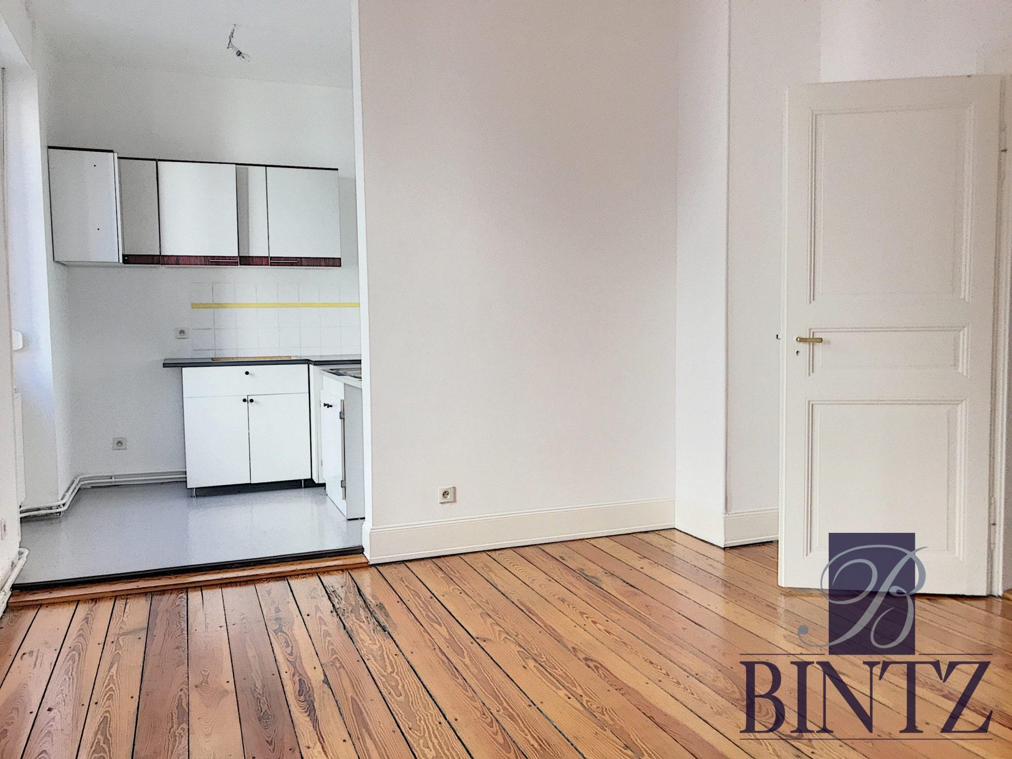 BEAU 3 PIÈCES PROCHE PETITE FRANCE - Devenez locataire en toute sérénité - Bintz Immobilier - 4