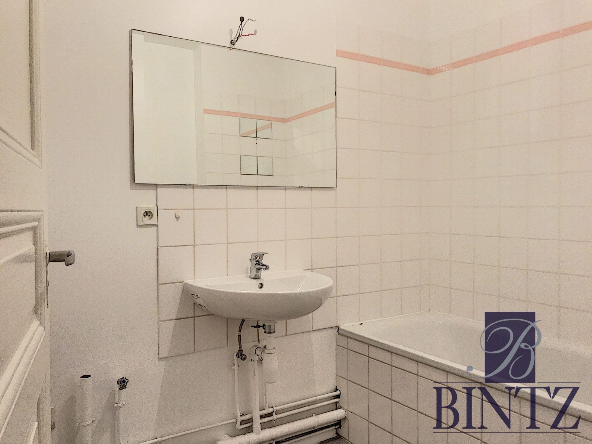 BEAU 3 PIÈCES PROCHE PETITE FRANCE - Devenez locataire en toute sérénité - Bintz Immobilier - 7