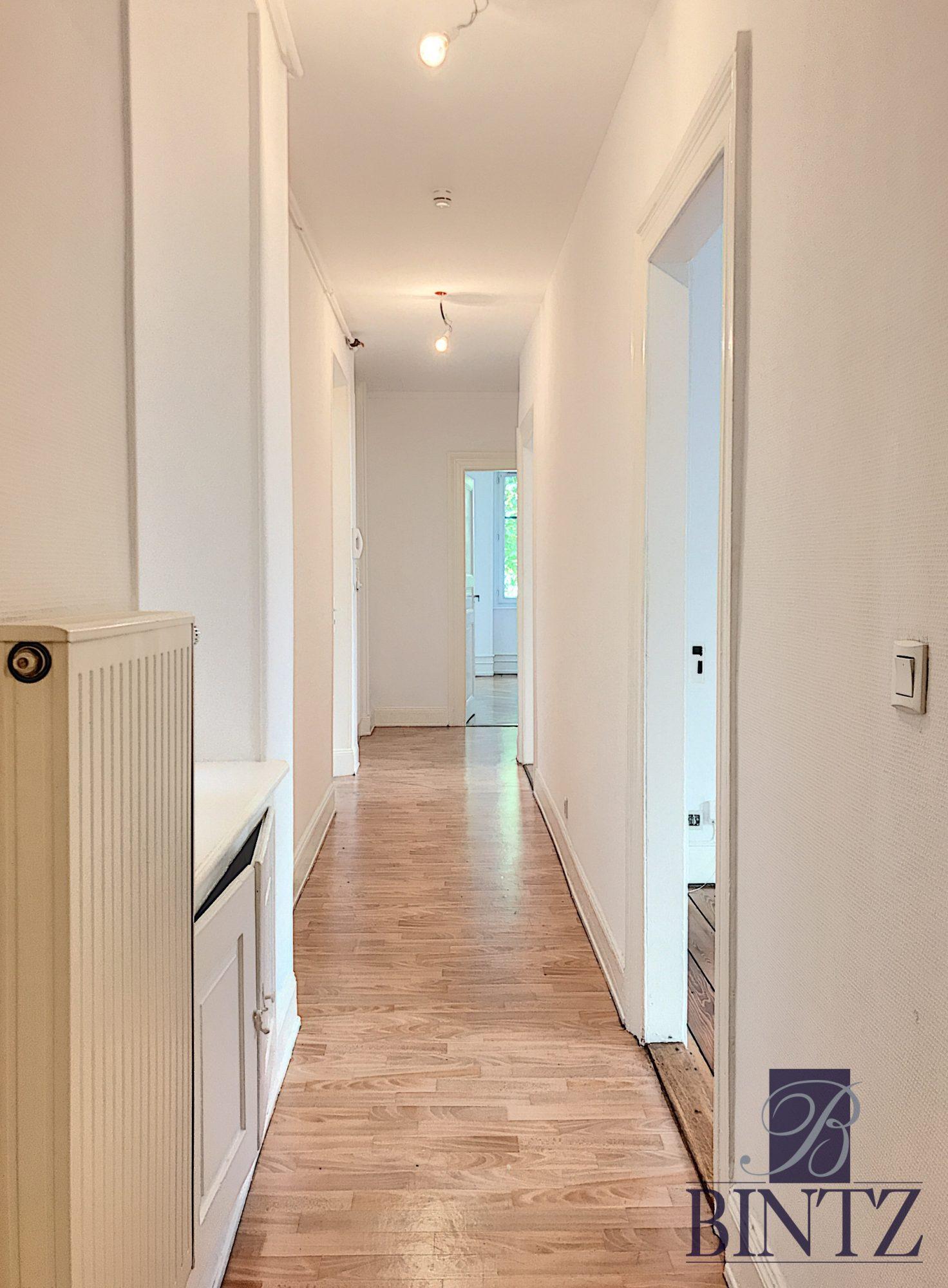BEAU 3 PIÈCES PROCHE PETITE FRANCE - Devenez locataire en toute sérénité - Bintz Immobilier - 6
